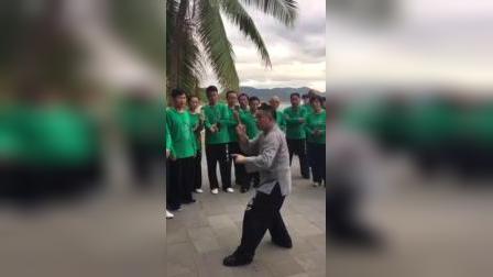 傅清泉老师精讲搬拦捶、撇身捶(精讲视频)