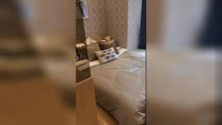文康府公寓样板房,两梯三户,41平,限量推出。