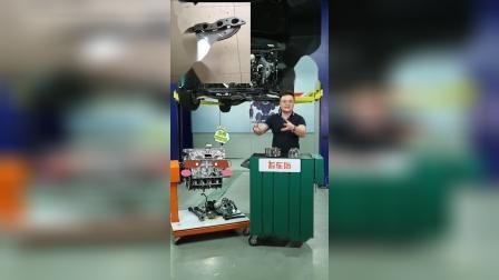 东风日产第七代天籁-集成式排气歧管-拆车坊