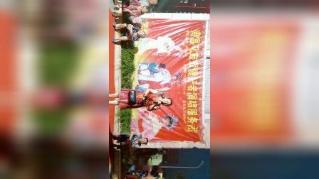 广驰南县花鼓戏铜锣湾演唱会黄羽荟老师演唱