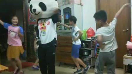 熊猫不走蛋糕|生日快乐
