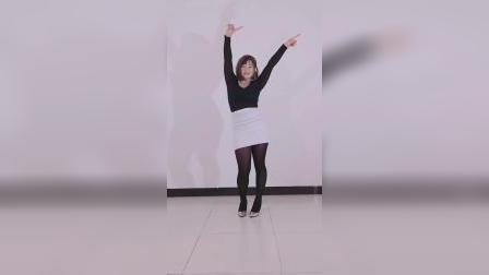 韩国舞蹈欣赏广场舞