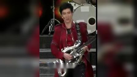 我在关晓彤 王力宏battle龙的传人截取了一段小视频
