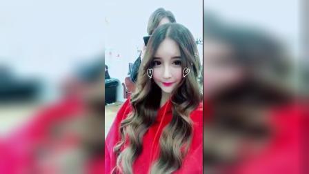 一菲在YY发布了一个小视频,没想到还能这样拍! 【最近天天被请洗头发~哈哈】