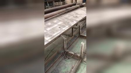 启运热镀锌圆钢生产线