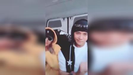 罗志祥周扬青合体跳舞