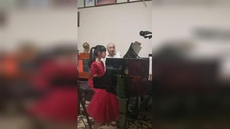 但昭义教授的钢琴专家课-复调-《模仿与复调》1-Pony