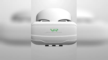 君晓天云vr眼镜手机用虚拟现实4kAll苹果华为小米通用智能谷歌3d眼睛电脑版家庭影院opop4d立体电影设备ar游戏安全帽