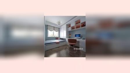 136平四室二厅现代简约风格装修效果图