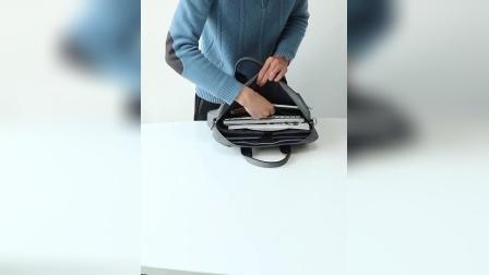 君晓天云华为matebook笔记本14寸x pro手提D电脑包13单肩包15商务办公男女