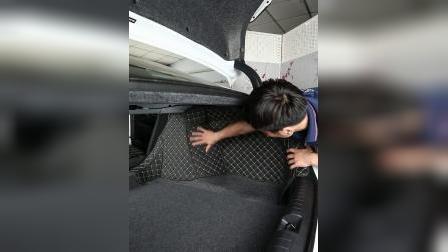 君晓天云新本田十代雅阁后备箱垫全包围专用10代雅阁后背后车厢垫子汽车内饰