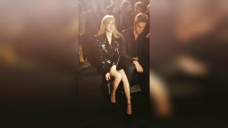 欧阳娜娜西装外套时装秀,你们被撩到了吗