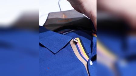 君晓天云Navigare纳维凯尔短袖T恤夏装2019新款Polo衫意大利小帆船男装