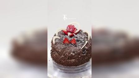 黑森林蛋糕-郑州欧米奇西点西餐培训