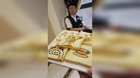 创意面包-郑州欧米奇西点西餐培训