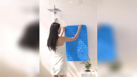 君晓天云磁石浴室防滑垫淋浴房浴室卫浴按摩脚垫化妆室浴缸厕所家用地垫