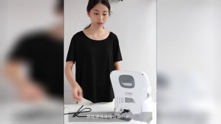 君晓天云康民人中频理疗仪 家用多功能疏通经络针灸颈椎腰椎医用治疗仪