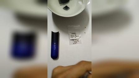 MOTI S 小烟换芯注油重建教程【飞一般蒸汽烟】