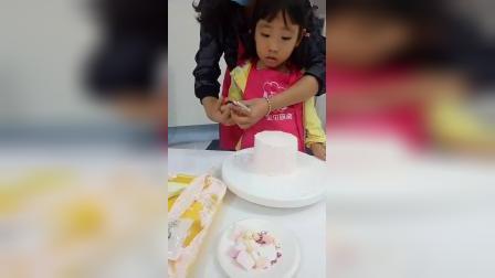 做6岁生日蛋糕