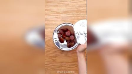 红薯栗子芝士蛋糕,最适合秋冬的芝...