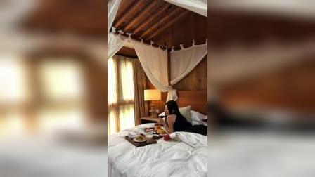 吃早餐也需仪式感,一个人也能拍出美美照片哦😁