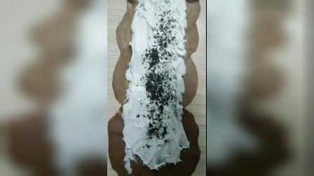 可可毛巾卷蛋糕做法