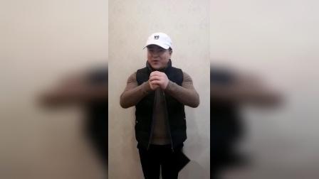 歌手李小杰祝兰梦美容美发学校越办越好