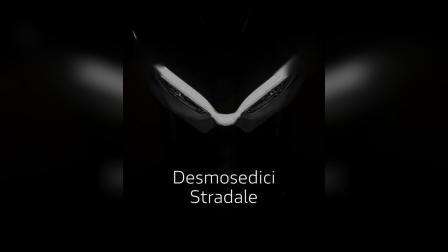 2020 new Ducati Streetfighter V4 teaser promo video #DWP2020