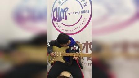 齐齐哈尔吉他培训 鼎音艺术学校 鼎音学员马方贺演奏视频