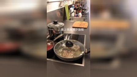 阿nic教你们做个披萨酱鸡排面,超级简单美味 第一次超长视频,请点击下方完整版