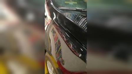 凯迪拉克装贴膜小二隐形车衣视频展示案例