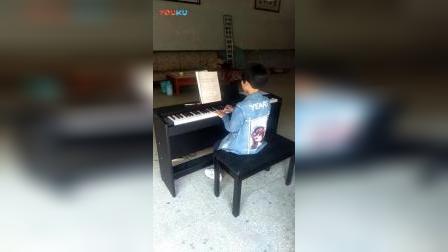 VID哇哈哈(二级)电钢琴演奏_标清
