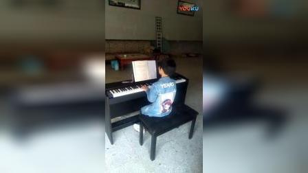 VID划船歌(一级)电钢琴演奏_标清