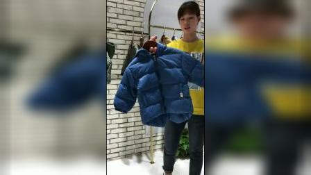 品牌童装乐果果羽绒服,广州卡伊服饰折扣批发