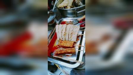 武冈卤豆腐,武冈卤香干 串串