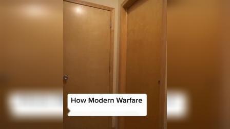 【游民星空】玩家恶搞不同游戏开门方式