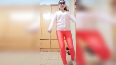 赵茉莉广场舞 风的季节 正面
