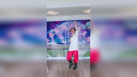 舞之韵锅庄视频138