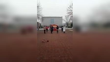 雁儿广场舞《舞动中国》