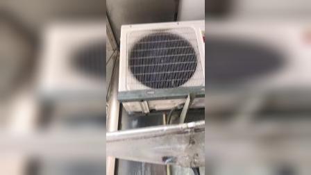 空气能除垢清洗