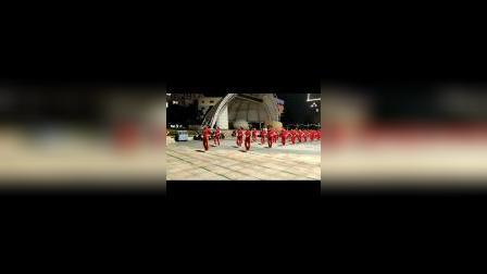 中国新时代有氧健身操广东坦洲协会精彩演绎
