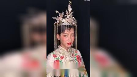 运城临汾叶建美容美发化妆职业培训学校作品