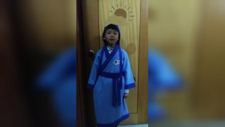 小夫子国学馆丘欣怡同学国学小故事《百鸟朝凤》