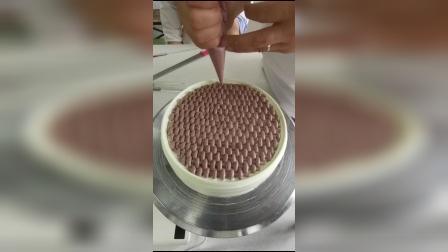 小笼包蛋糕的制作过程