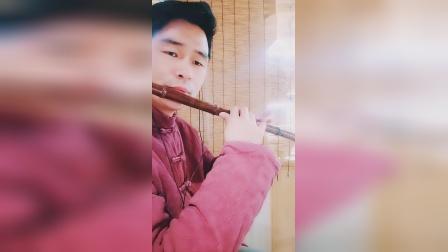 《挡不住的思念》紫竹精品笛演奏:韩林轩