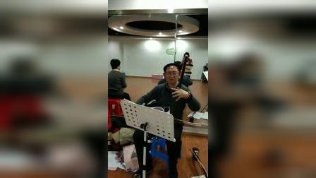 黄梅戏经典选段《送香茶》  王立云演唱、滨湖社区乐团伴奏