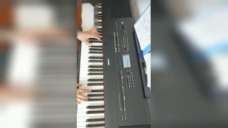 电子琴弹奏《乡恋》指导老师:陈前柱