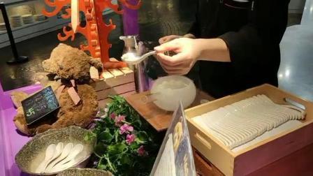 姜汁奶冰激凌