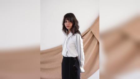 高分时髦衣橱里不可或缺的黑色单品