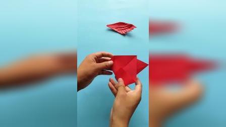折纸王子教你鸟翼翅膀